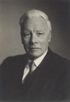 Frederick William Carter, by Walter Stoneman - NPG x166410