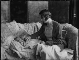 (Thomas) Robin Valerian Dixon, 3rd Baron Glentoran; Diana Mary (née Wellesley), Lady Glentoran, by Bassano Ltd - NPG x151415