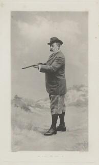 King Edward VII, by Ernest Clarence Elliott, for  Elliott & Fry - NPG Ax39949
