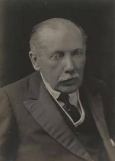 Sir Fairfax Leighton Cartwright, by Walter Stoneman - NPG x166417