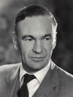 Sir (Arthur Lucius) Michael Cary, by Walter Bird - NPG x166418