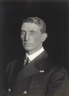 John Moore Casement, by Walter Stoneman - NPG x166420