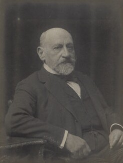 Sir Ernest Joseph Cassel, by Walter Stoneman - NPG x166423