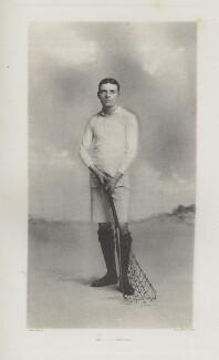 Jack J. Cawthra, by Ernest Clarence Elliott, for  Elliott & Fry - NPG Ax39957