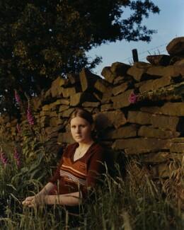Lydia Arnold, by Emma Hardy - NPG x128779