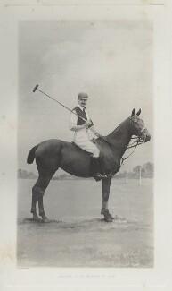 Sir (Henry de) Beauvoir De Lisle, by Ernest Clarence Elliott, for  Elliott & Fry - NPG Ax39961