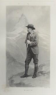 Clinton Thomas Dent, by Ernest Clarence Elliott, for  Elliott & Fry - NPG Ax39963