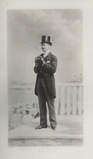 John George Lambton, 3rd Earl of Durham, by Ernest Clarence Elliott, for  Elliott & Fry - NPG Ax39965