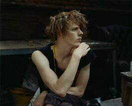 Blaine Harrison, by Emma Hardy - NPG x128787