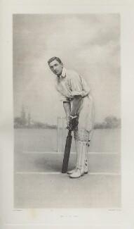 Charles Burgess Fry, by Ernest Clarence Elliott, for  Elliott & Fry - NPG Ax39967