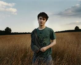 Daniel Radcliffe, by Emma Hardy - NPG x128792