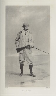 John Guille Millais, by Ernest Clarence Elliott, for  Elliott & Fry - NPG Ax39980