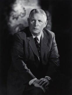 Sir Walter Cawood, by Walter Bird - NPG x166449