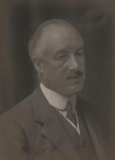 Sir John Robert Chancellor, by Walter Stoneman - NPG x166460