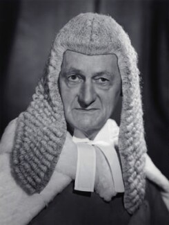 Sir Stephen Chapman, by Walter Bird - NPG x166473