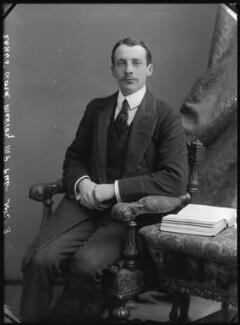 William Charles de Meuron Wentworth-Fitzwilliam, 7th Earl Fitzwilliam, by Alexander Bassano - NPG x30594