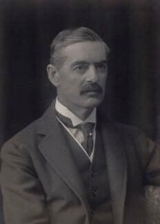 Neville Chamberlain, by Walter Stoneman - NPG x166506