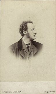 Sir John Everett Millais, 1st Bt, by London Stereoscopic & Photographic Company - NPG x76318