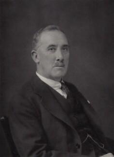 Sir Theodore Gervase Chambers, by Walter Stoneman - NPG x166511