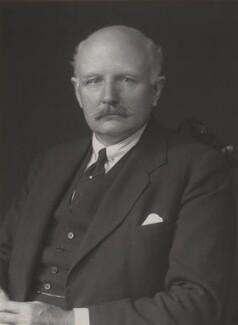 Sir Henry Getty Chilton, by Walter Stoneman - NPG x27965