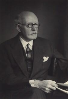 Sir Henry Getty Chilton, by Walter Stoneman - NPG x166536
