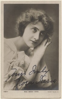 Nora Kerin, by Lizzie Caswall Smith, published by  Rotary Photographic Co Ltd - NPG x19124