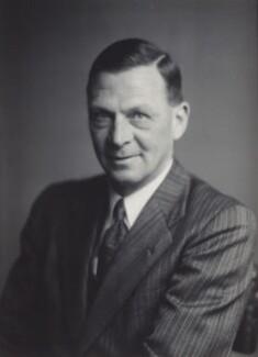 Sir Charles Noble Arden-Clarke, by Walter Stoneman - NPG x166568