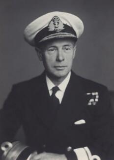 Sir (Charles) Philip Clarke, by Walter Stoneman - NPG x166569
