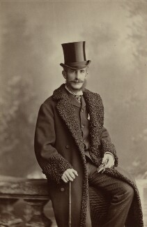 Sir Edmund Constantine Phipps, by Adèle - NPG x12739