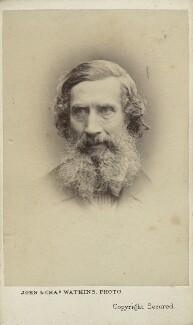 William Calder Marshall, by John & Charles Watkins - NPG x76787