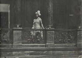 Margherita Scott-Ellis (née van Raalt), Lady Howard de Walden, by Cavendish Morton - NPG x46652