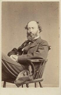 Sir John Gilbert, by Cundall, Downes & Co - NPG Ax7562