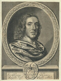 Sir Henry Vane the Younger, by William Faithorne - NPG D22966