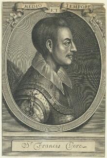 Sir Francis Vere, by William Faithorne - NPG D22967