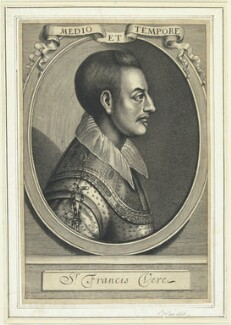 Sir Francis Vere, by William Faithorne - NPG D22968