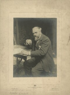 Robert Walker Macbeth, by James Russell & Sons, circa 1900 - NPG x34157 - © National Portrait Gallery, London
