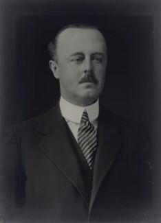 Hon. Francis Gerald Agar-Robartes, 7th Viscount Clifden, by Walter Stoneman - NPG x166601