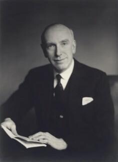 Ralph Assheton, 1st Baron Clitheroe, by Walter Stoneman - NPG x166606