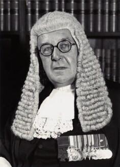Sir Brett Mackay Cloutman, by Walter Bird - NPG x166614
