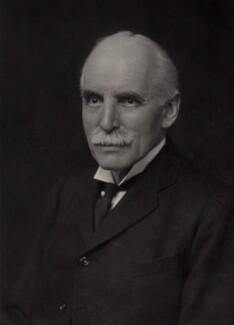 John Herbert Roberts, 1st Baron Clwyd, by Walter Stoneman - NPG x166622