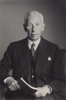 Sir William Henry Coates, by Walter Stoneman - NPG x166629