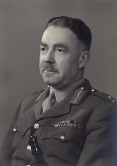 Edwyn Harland Wolstenholme Cobb, by Walter Stoneman - NPG x166630