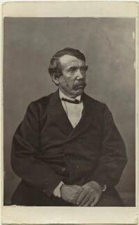 David Livingstone, by Unknown photographer - NPG x76181