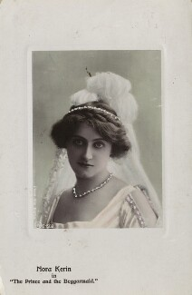 Nora Kerin in 'The Prince and the Beggarmaid', by Rita Martin - NPG x128829