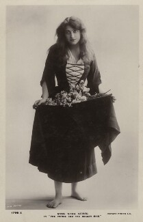 Nora Kerin in 'The Prince and the Beggarmaid', by Rita Martin, published by  Rotary Photographic Co Ltd - NPG x128831