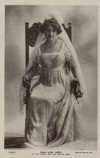Nora Kerin in 'The Prince and the Beggarmaid', by Rita Martin, published by  Rotary Photographic Co Ltd - NPG x128832