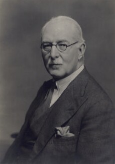Sir George Kynaston Cockerill, by Walter Stoneman - NPG x166639