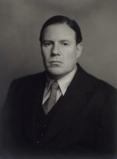 Sir Andrew Cohen, by Walter Stoneman - NPG x166647