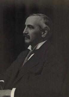 Ernest George Coker, by Walter Stoneman - NPG x166651