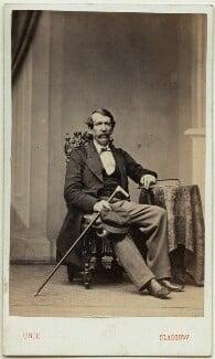 David Livingstone, by John Urie - NPG Ax39823